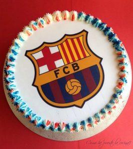 Ideas Decoración Fiesta de Fútbol Barcelona FC