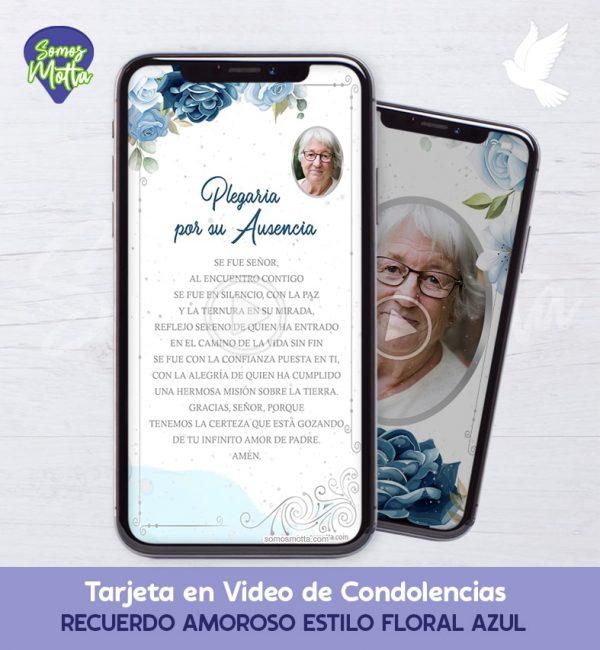 TARJETA DE DIFUNTOS PARA CONDOLENCIAS Y AGRADECIMIENTO 3